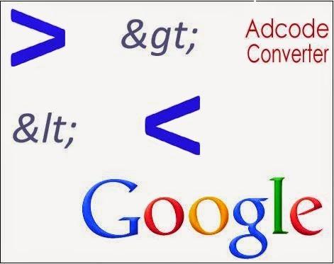 Blogovi Ad Cod Converter