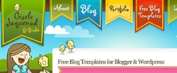 Blogspot free blog templates