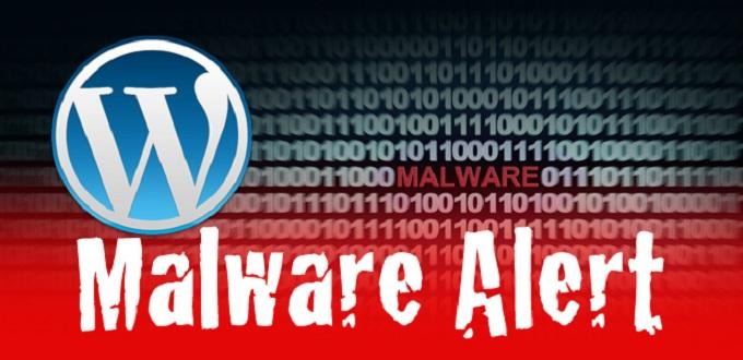 malware na WP stranici
