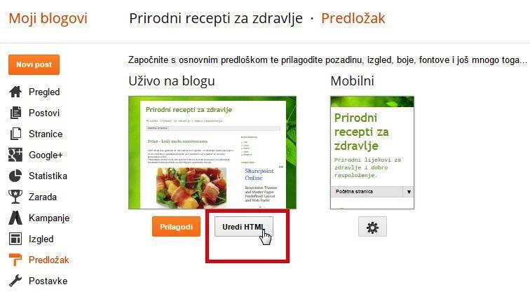 Zaštićeno: Cod za x Bloger