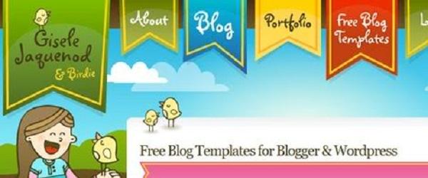 Blogspot free blog templates