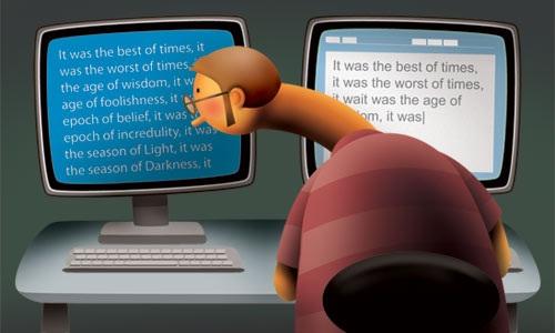Provjera plagiranja web stranice